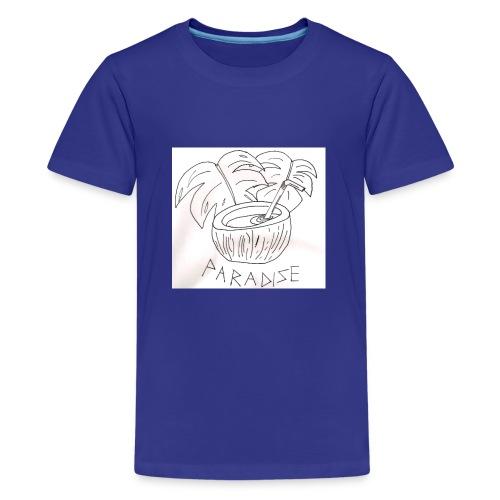 Coconut paradise - Kids' Premium T-Shirt