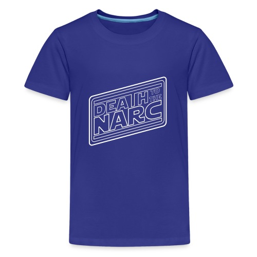 Death To The Narc - Kids' Premium T-Shirt