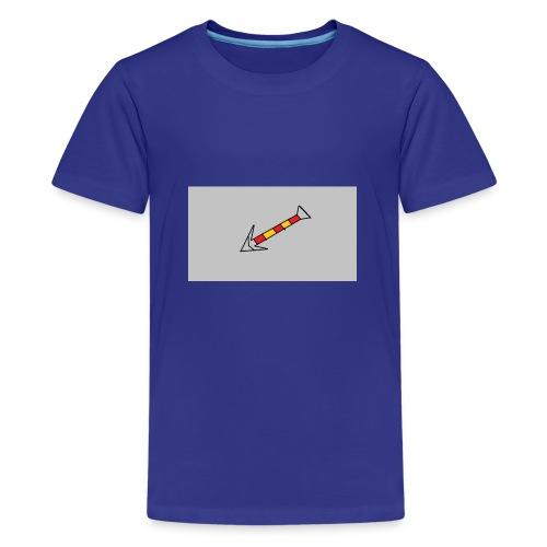 Arrow 4 - Kids' Premium T-Shirt