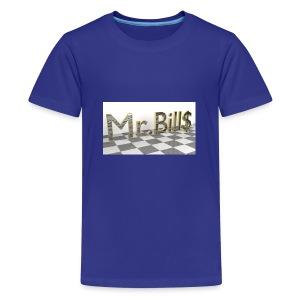 Mr. Bill$ - Kids' Premium T-Shirt