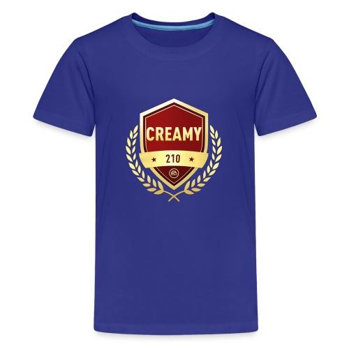 CREAMY210 Original FUT Champions Logo - Kids' Premium T-Shirt