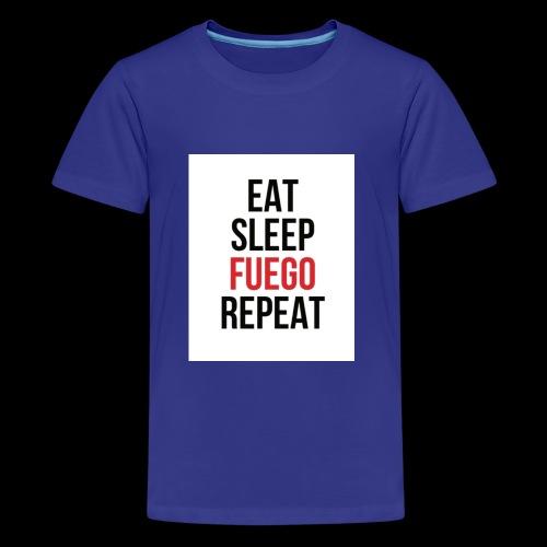 Workout - Kids' Premium T-Shirt