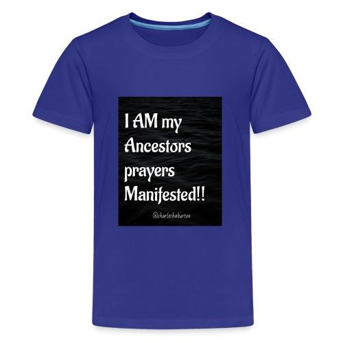 Manifested Prayers - Kids' Premium T-Shirt