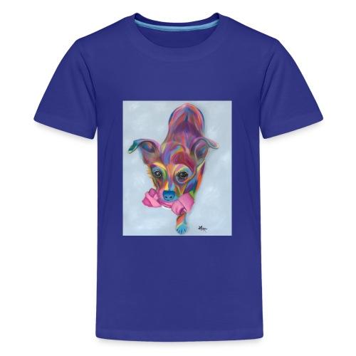 Dixie Dog - Kids' Premium T-Shirt
