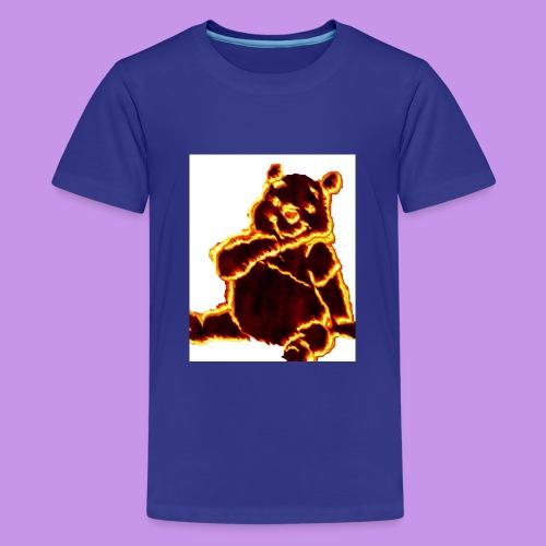 pooh - Kids' Premium T-Shirt