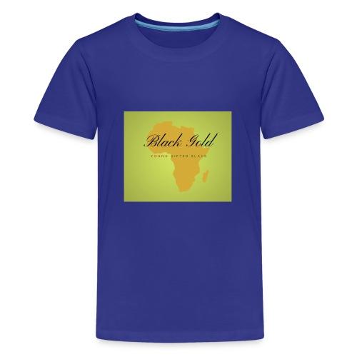 black gold - Kids' Premium T-Shirt