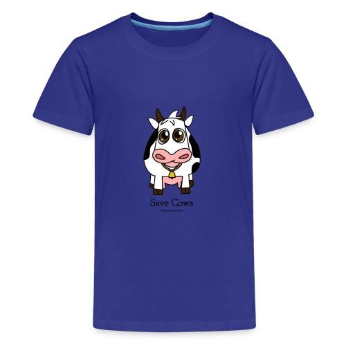Save Cows - Kids' Premium T-Shirt