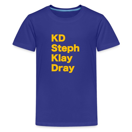 GSW - Kids' Premium T-Shirt