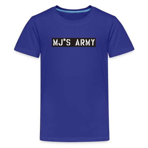 Mjs Army - Kids' Premium T-Shirt