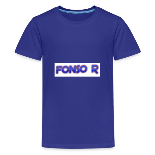 Fonso r merch store - Kids' Premium T-Shirt