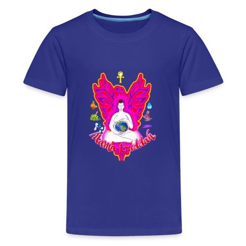 Mama Buddah Logo - Kids' Premium T-Shirt