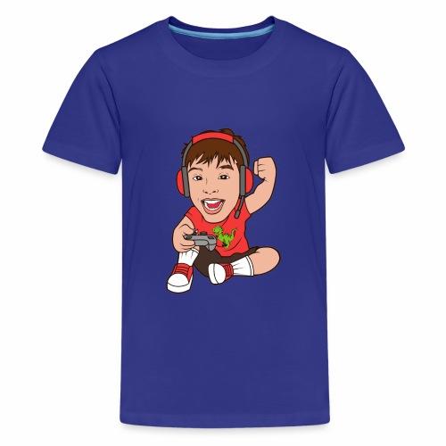 DMJ Gamer - Kids' Premium T-Shirt