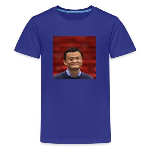 Dylantoapickle logo - Kids' Premium T-Shirt