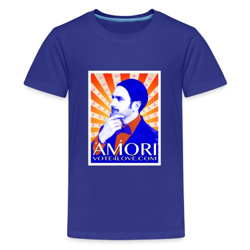 Amori_poster_1d - Kids' Premium T-Shirt