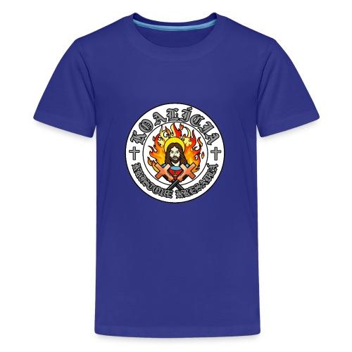 Kristove Kresadlá - Kids' Premium T-Shirt