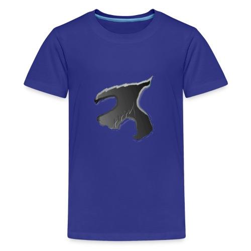 The YouTube Logo - Kids' Premium T-Shirt