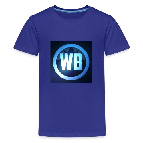 WOLF SQUAD - Kids' Premium T-Shirt