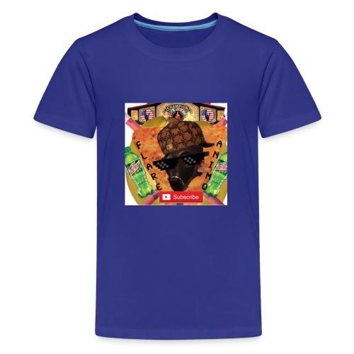 FlareAnimo | Official Logo - Kids' Premium T-Shirt