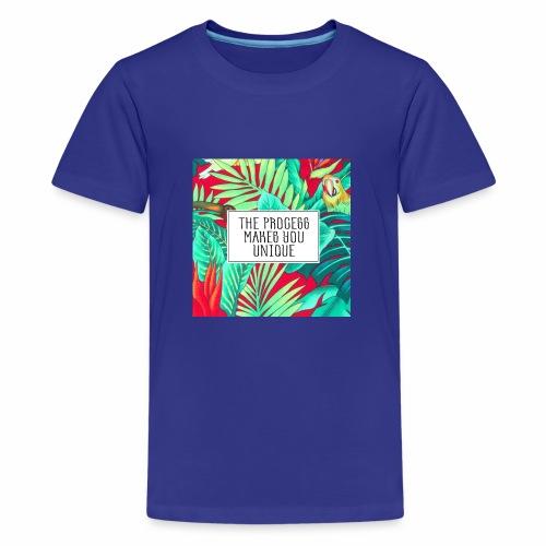 Process makes you unique - Kids' Premium T-Shirt