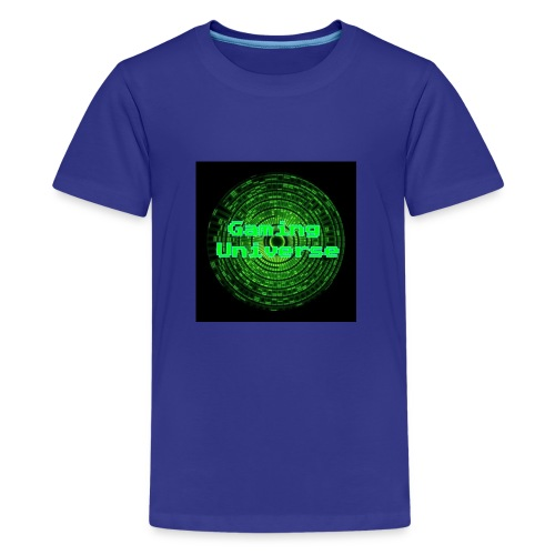 TheGamingUniverse MERCH - Kids' Premium T-Shirt