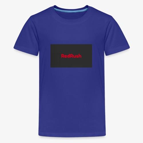 red rush - Kids' Premium T-Shirt