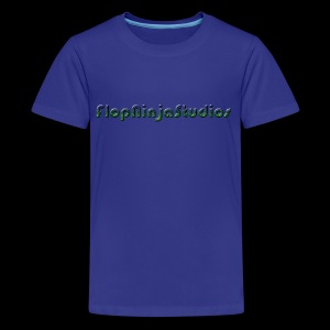 flopninjastudios - Kids' Premium T-Shirt