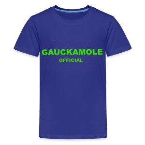 OFFICIAL GAUCKAMOLE - Kids' Premium T-Shirt