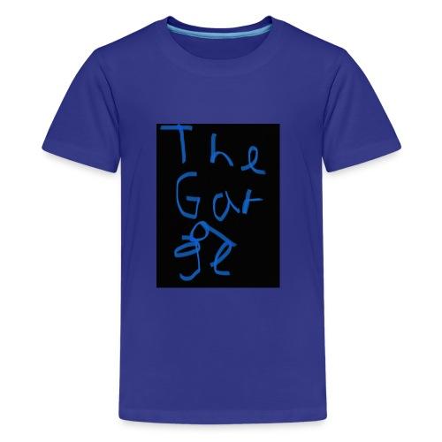 8252717C 0967 4E6A 8721 144D06677AD0 - Kids' Premium T-Shirt