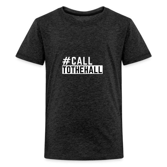 CALL TO THE HALL