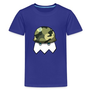 Null Army Logo - Kids' Premium T-Shirt