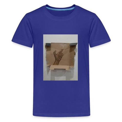 No Gun - Kids' Premium T-Shirt