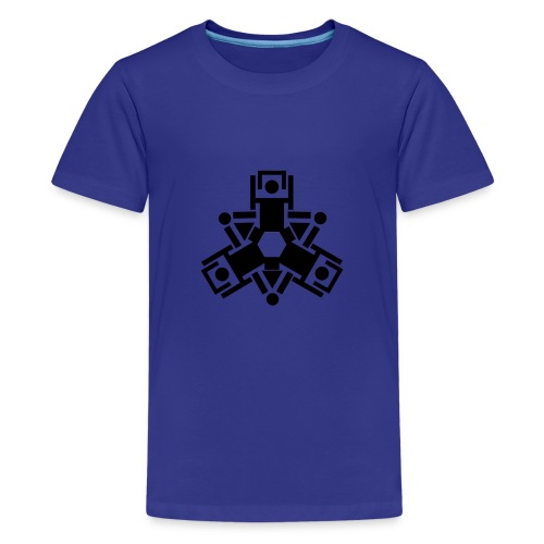 Hexic yt logo - Kids' Premium T-Shirt