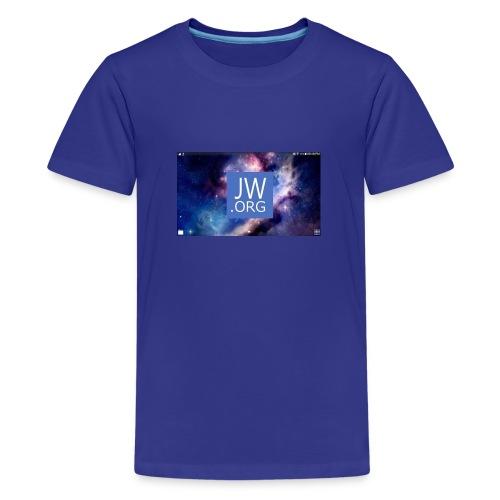 JW .ORG - Kids' Premium T-Shirt