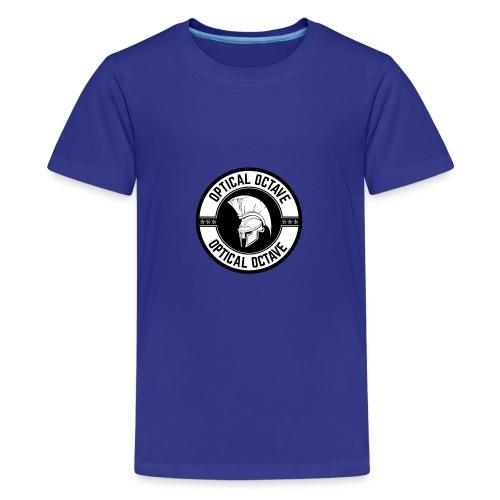Optical Octave Logo - Kids' Premium T-Shirt