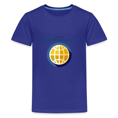 Lux National Merchandise - Kids' Premium T-Shirt
