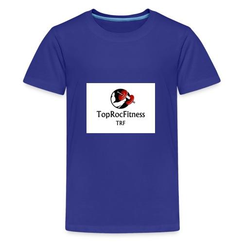 TopRocFitness - Kids' Premium T-Shirt