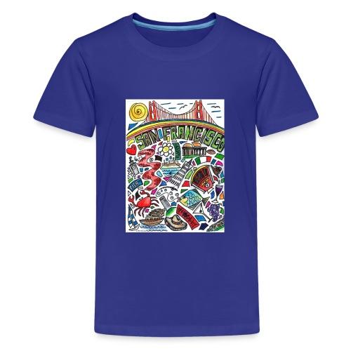 San Francisco - Kids' Premium T-Shirt