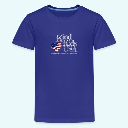 Kind Kids USA - Kids' Premium T-Shirt
