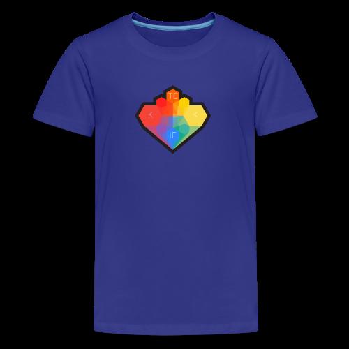Tekkie cut - Kids' Premium T-Shirt