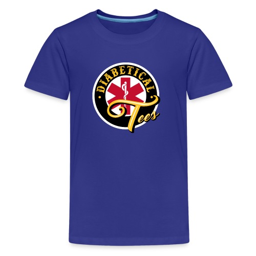 Diabetical Tees - Kids' Premium T-Shirt