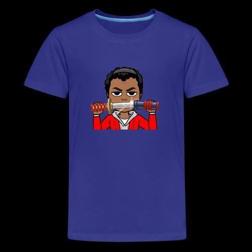 Cartoon Temmy - Kids' Premium T-Shirt