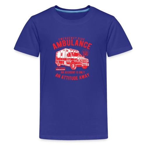 EMERGENCY RIDE - Kids' Premium T-Shirt