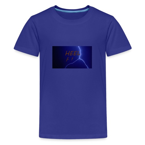 Heel P1 merch - Kids' Premium T-Shirt