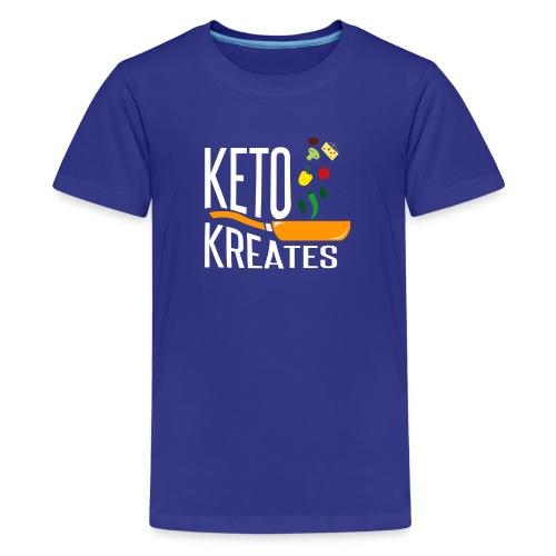 Keto Kreates - Kids' Premium T-Shirt