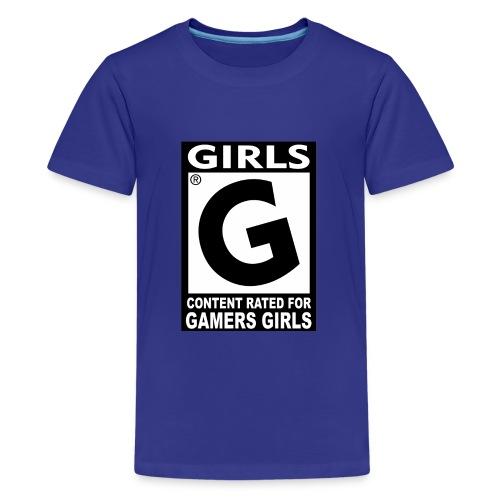 dise o franelas girls - Kids' Premium T-Shirt
