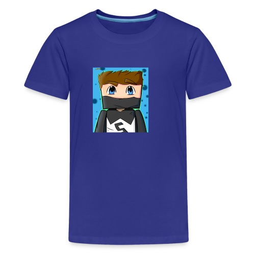 MY YT CHANNEL LOGO SHIRT - Kids' Premium T-Shirt