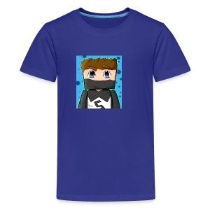 MY YT CHANNEL LOGO SHIRT - Kids' Premium T-Shirt