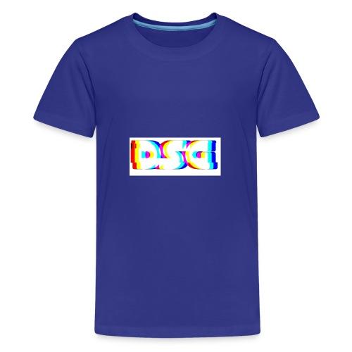 Deathstreakgaming logo - Kids' Premium T-Shirt