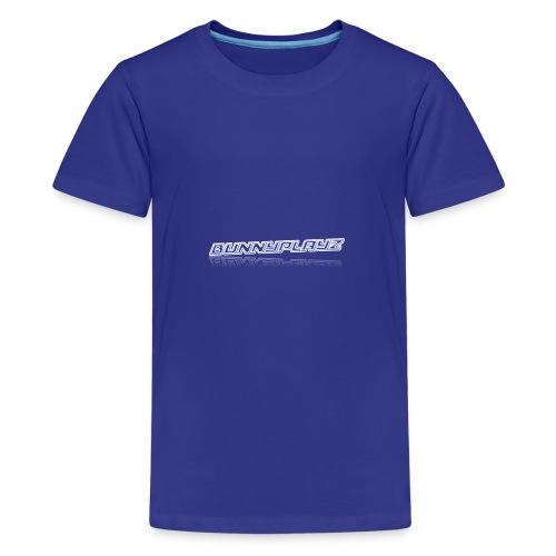 Bunnyplayz mirror effect - Kids' Premium T-Shirt
