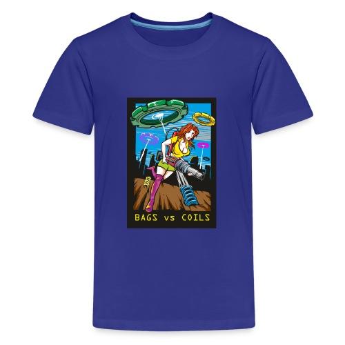 BVGSVSCOILS - Kids' Premium T-Shirt